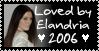 Elandrias Stamp by Elandria