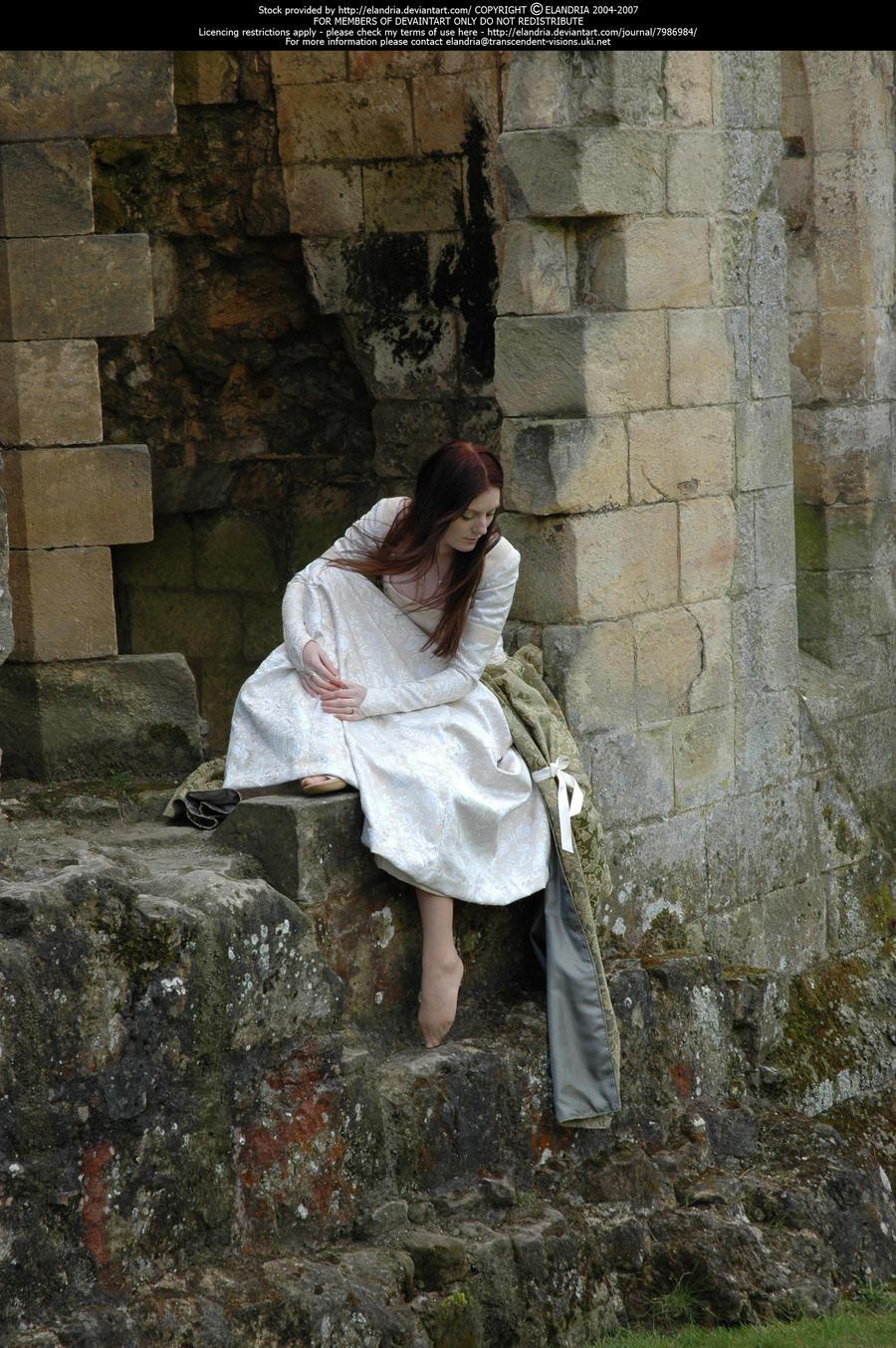 Rievaulx Abbey Ind 6 by Elandria