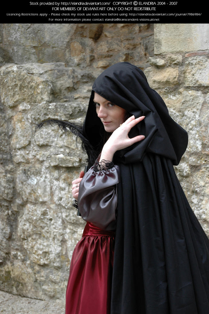 Rievaulx Abbey Ind Red 19 by Elandria
