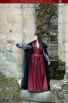 Rievaulx Abbey Ind Red 32
