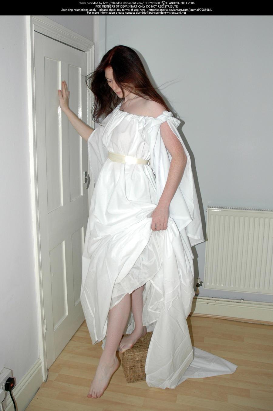 White Dress Ind 1 by Elandria