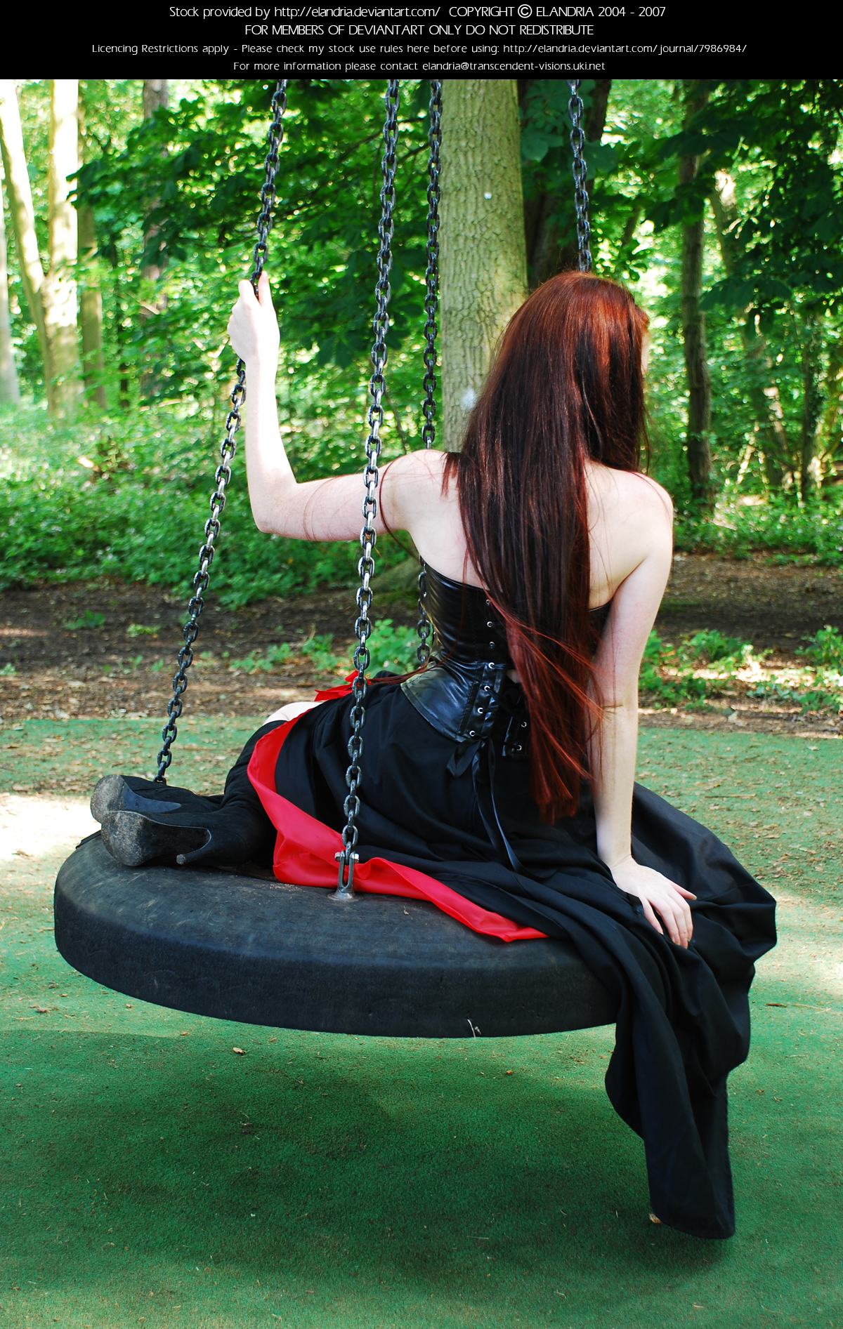 Hangin' Around 02 by Elandria