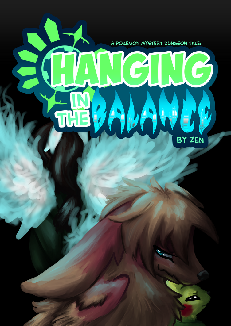 Hanging in the Balance (COVER) by Velvet-Rainbow