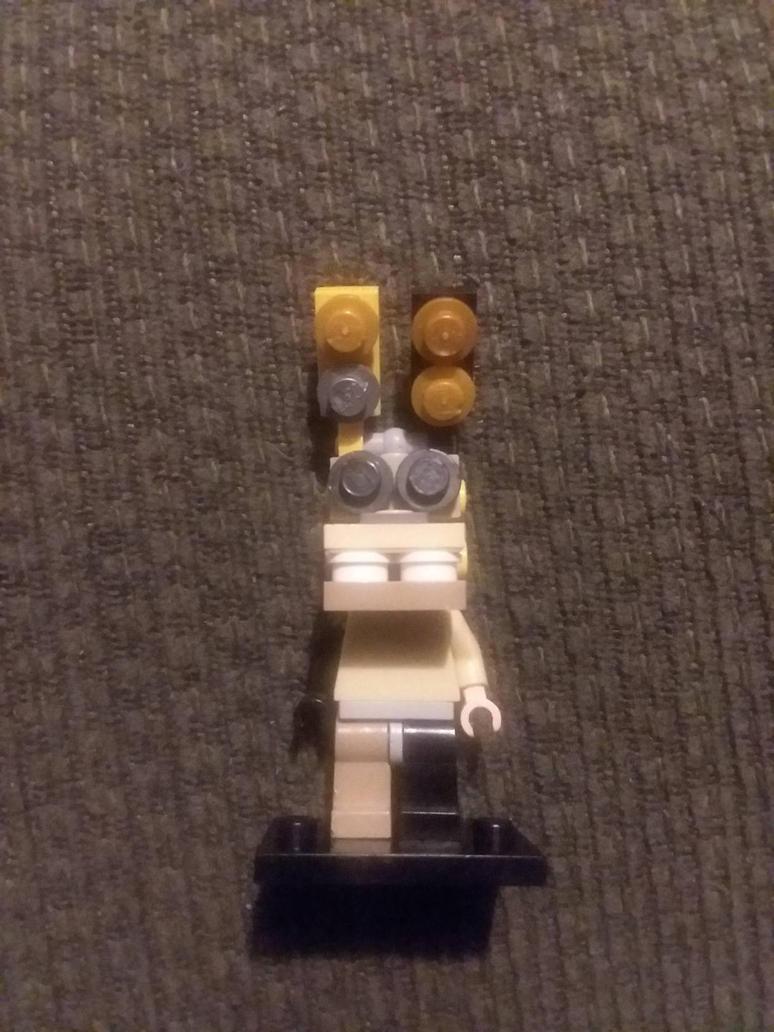 forgotten springtrap (complete) by randomfandoms175