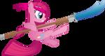 Pinkie-Fu plus