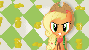 AppleJack Wallpaper by WraithX79