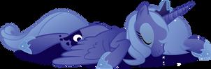 Princess Luna by WraithX79