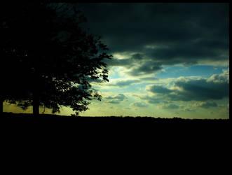 Dark tree by warmarta
