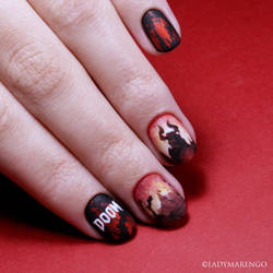 DOOM nails