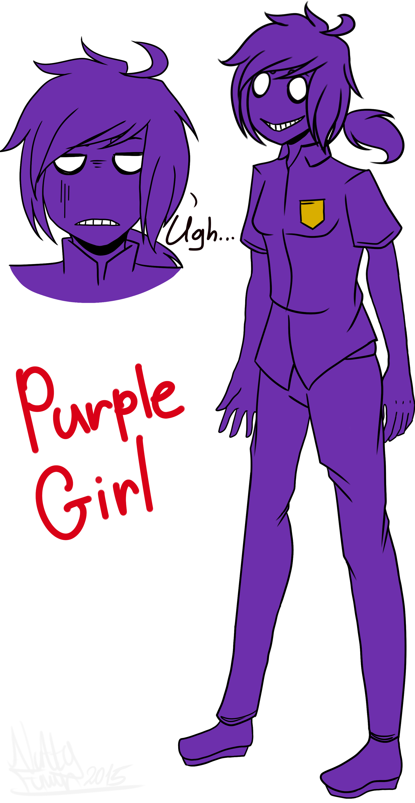 Purple Girl
