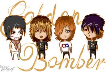 Golden Bomber