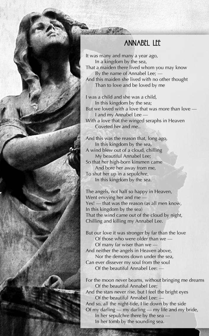 Anabelle lee poem