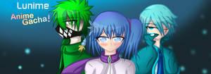 Anime Gacha fanmade cover