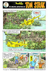 The Humming Key page extract 1