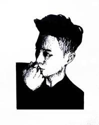 | LOSE CONTROL | Zhang Yixing by DianaMoris