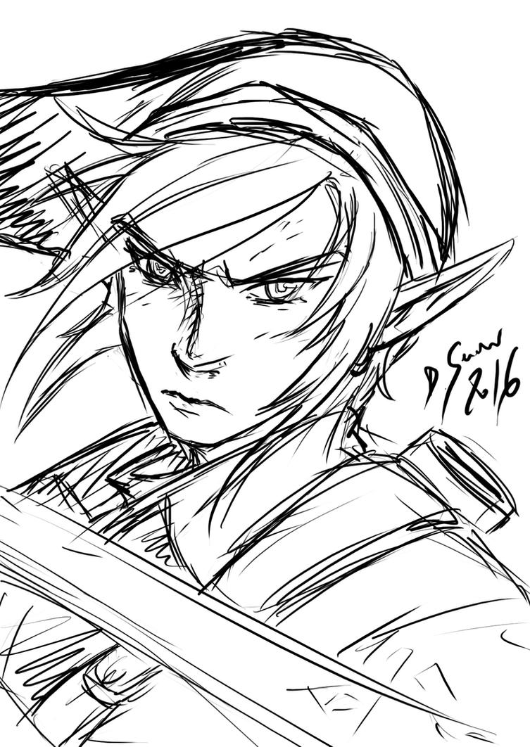 Link Sketch by DSenderM
