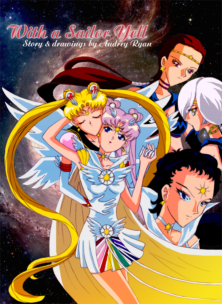 Sailor Moon Webcomics With_a_sailor_yell___cover_by_lovelymaiden-d2vm9l3