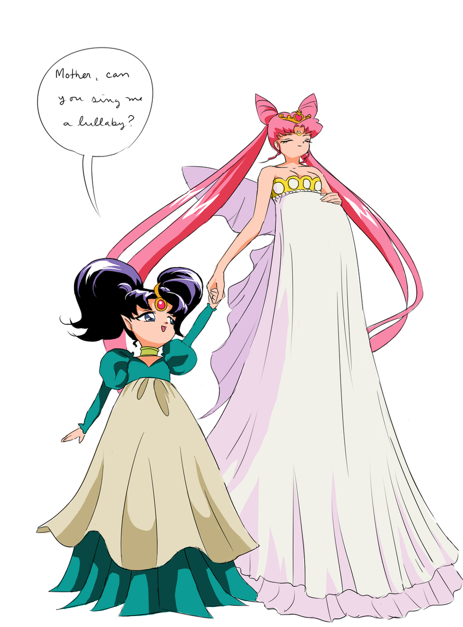 Sailor Moon Coloring Book Pages Chibiusa Anime   YouTube