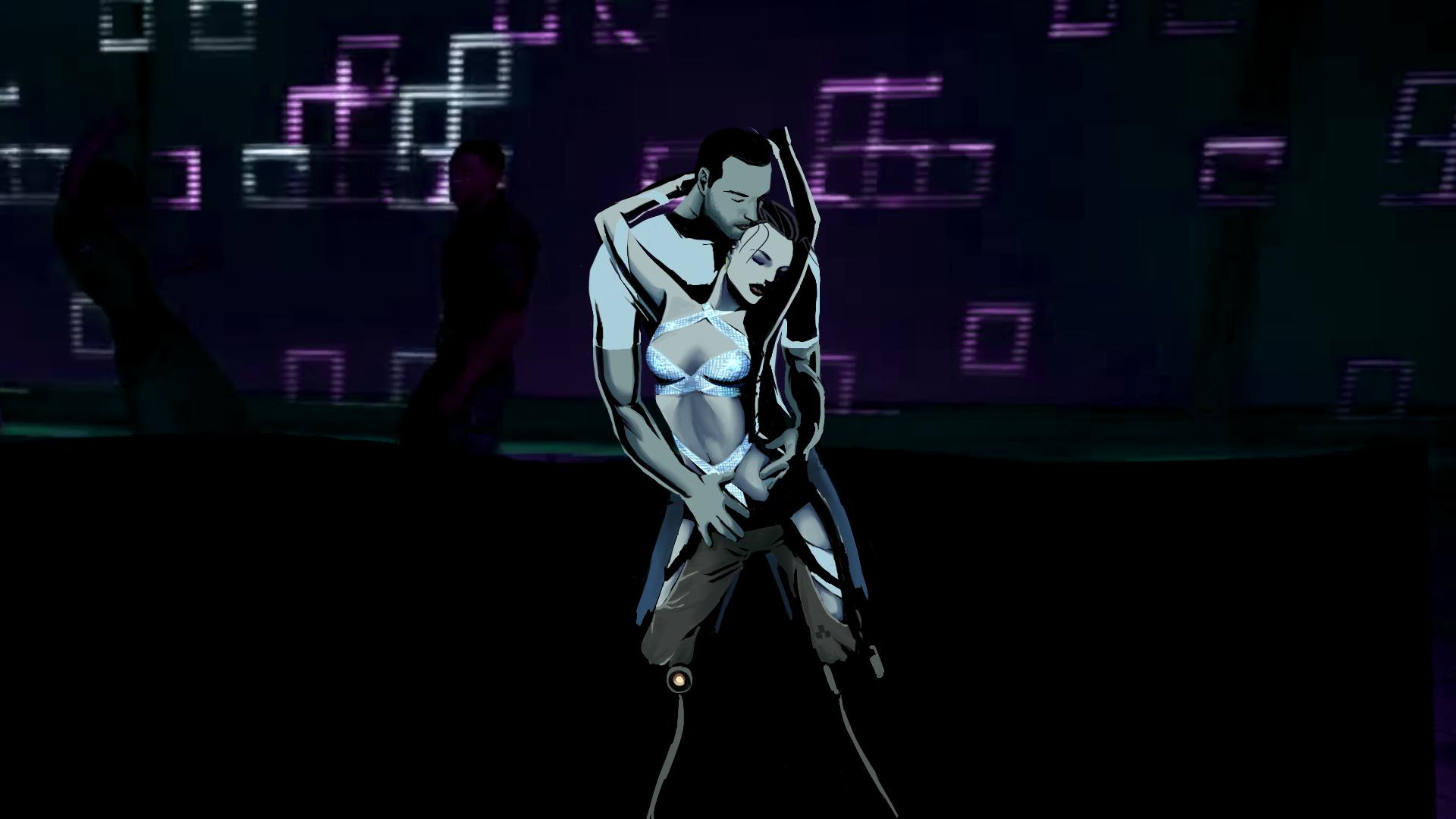 Purgatory Dance WIP by Nightfable