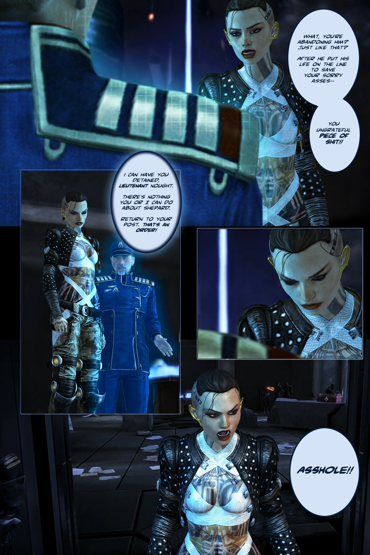 ME: Aftermath - Page 2 by Nightfable