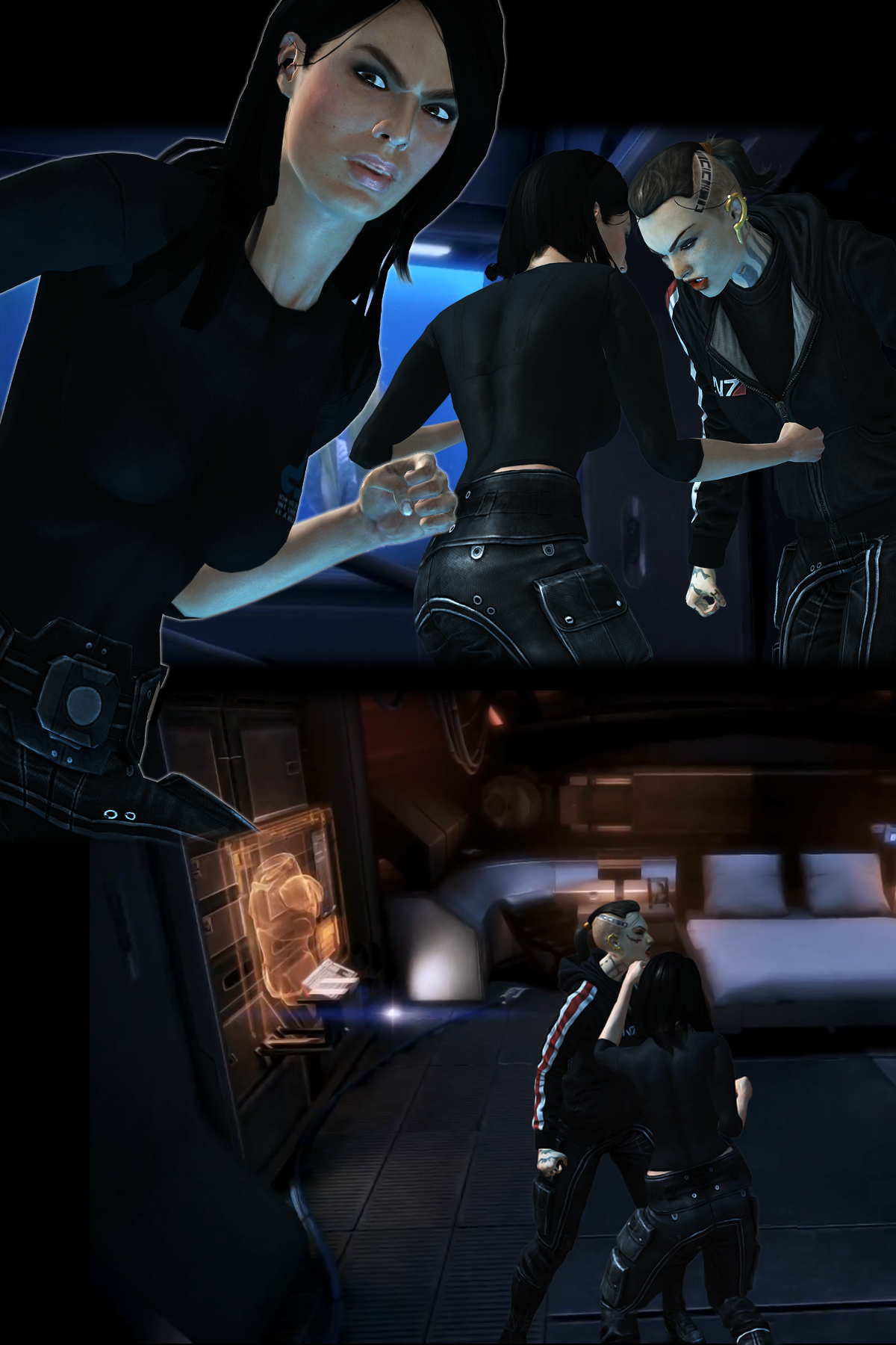Mass Effect Aftermath - Page 40 by Nightfable