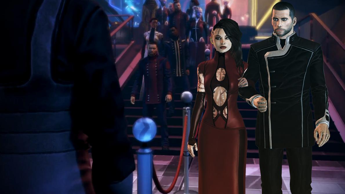 My Mass Effect World =): Jack