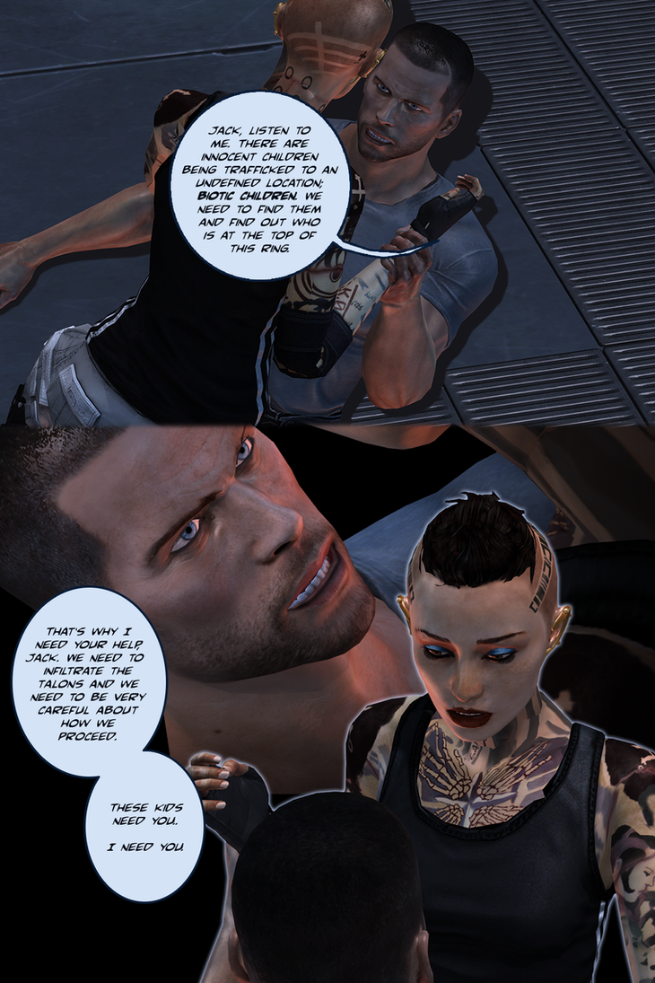 Mass Effect Aftermath - Page 179 by Nightfable