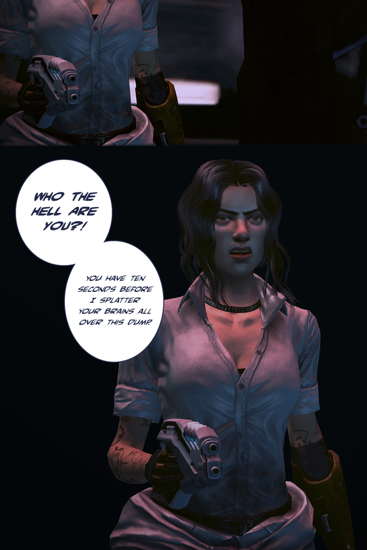 Mass Effect Aftermath - Page 206 by Nightfable