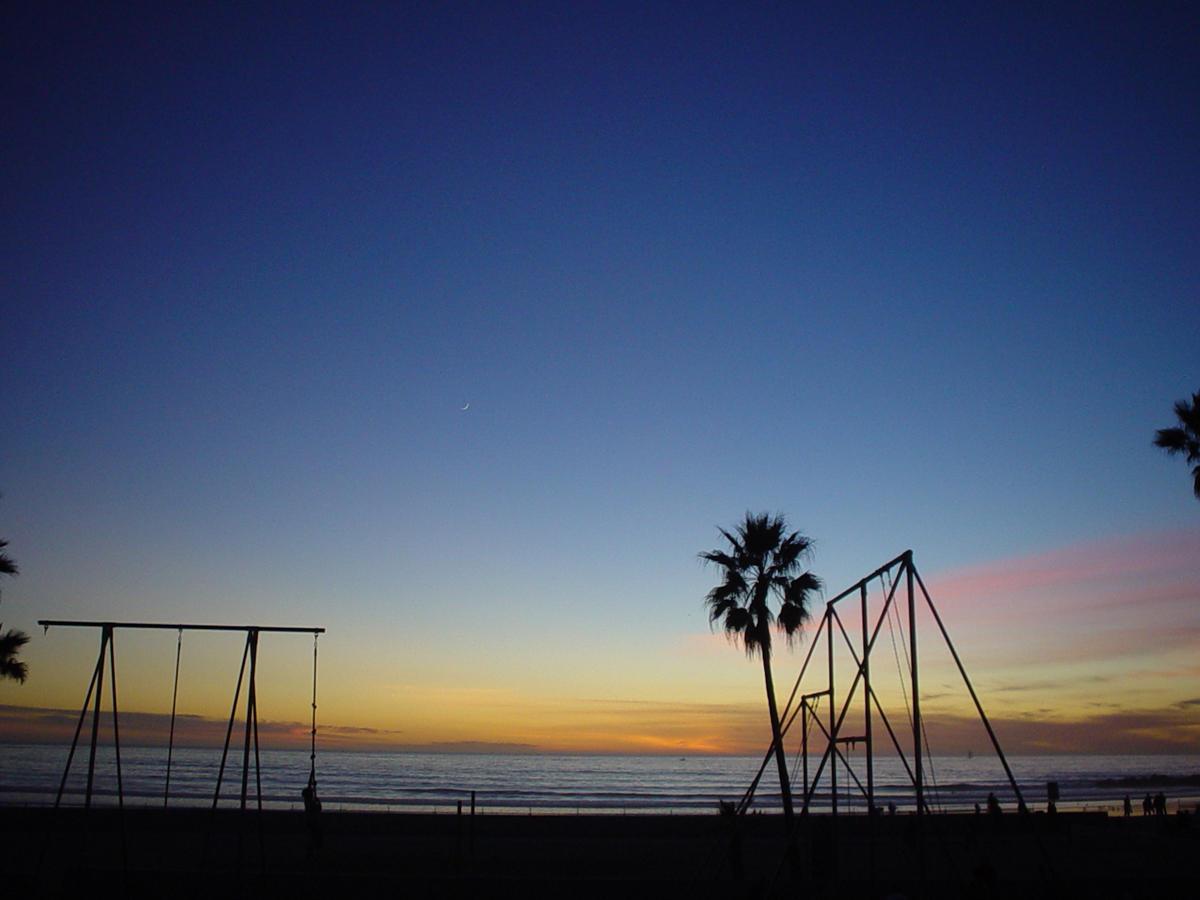 Venice Beach Sunset By Jefz On DeviantArt