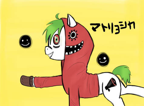Matryoshka Pony