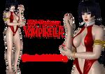 DOA - Nyotengu - VAMPIRELLA - [MODEL DOWNLOAD]