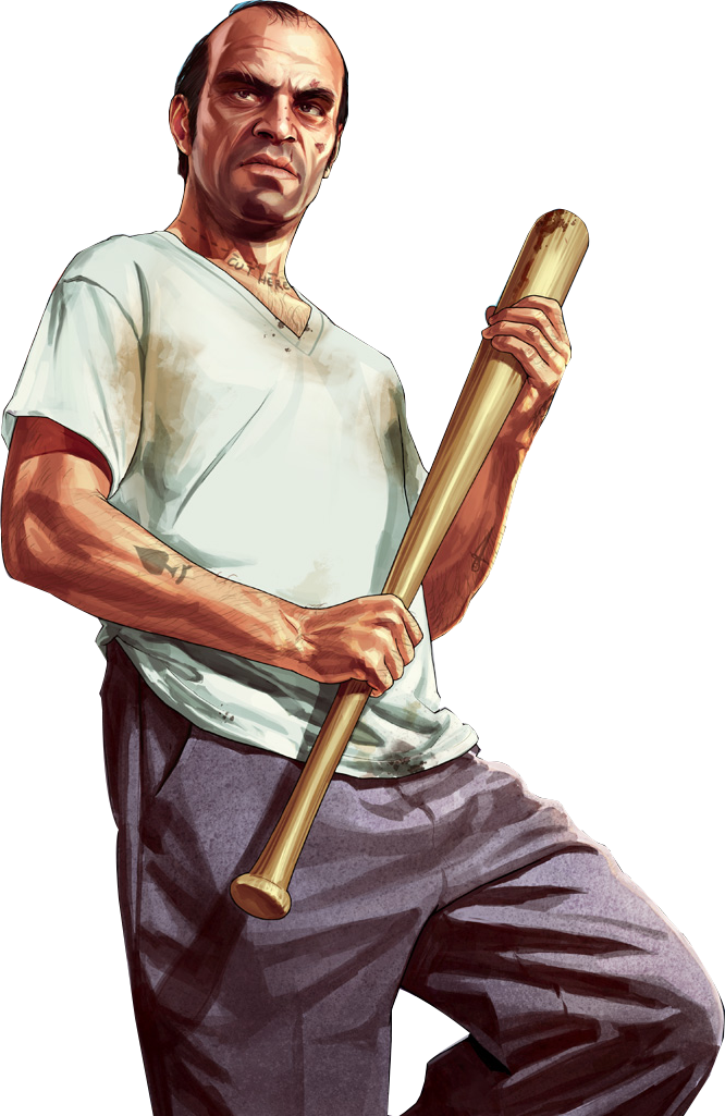GTA V - Trevor Render by narDiiGta 5 Trevor