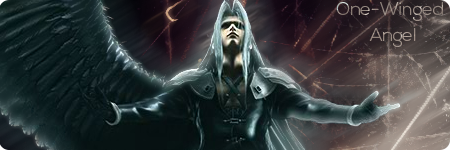 Sephiroth - One-Winged Angel  One Winged Angel Sephiroth