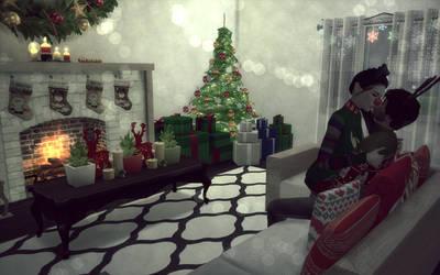 Navidad 2016, Sims 4