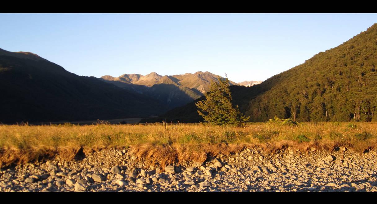 Arthur's Pass - New Zealand #1