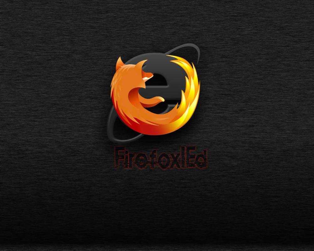 FirefoxIEd orange by iyanichek