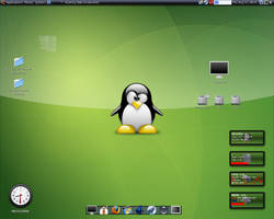 Linux Vista Mac OS ?? by iyanichek