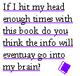 Book brain by hinata-ANBU