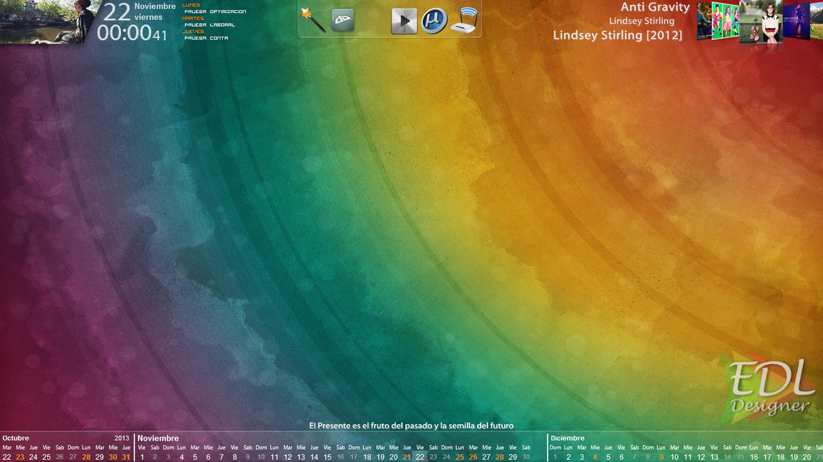 Screenshot - November 2013 - Desktop by evildarklxs