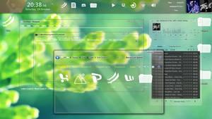 Desktop Screenshot - Full Glass, 18 October