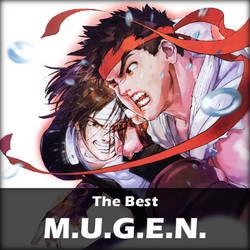 Logo - The Best MUGEN v1