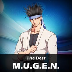 Logo - The Best MUGEN v2