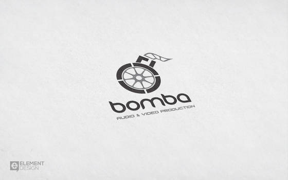 BOMBA Audio and Video Production // LOGO