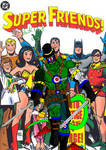 PackRat Joins The Super Friends Cover
