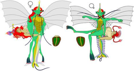 Mockfolk Open Species File