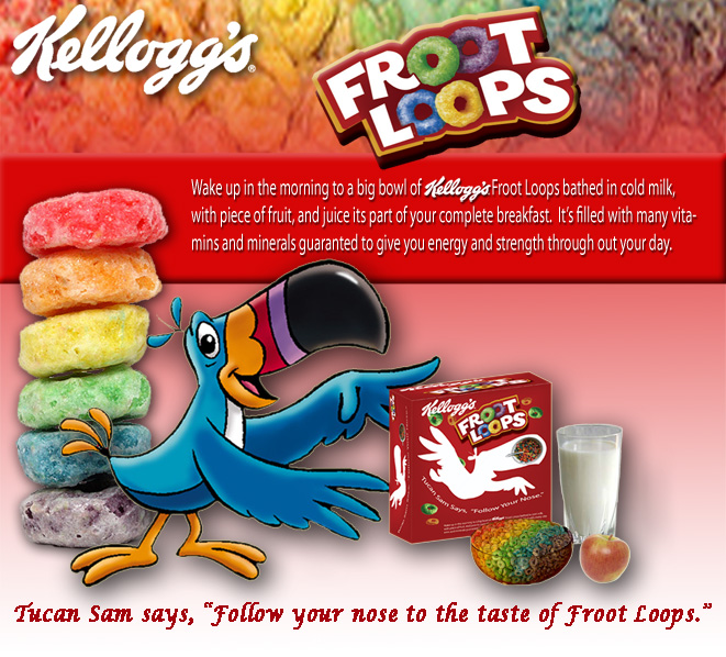 Froot Loops Advertisment by dakhaios on DeviantArt