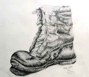 Pen boot