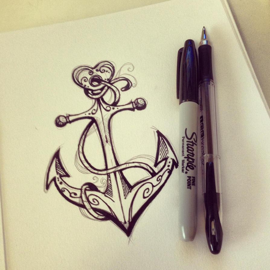 Shipper Tattoo by Shimakotodo