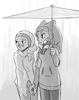 Rain by Seagullpendragon