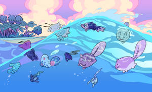 Bubbles Hatchling Prompt #1 - Playtime!